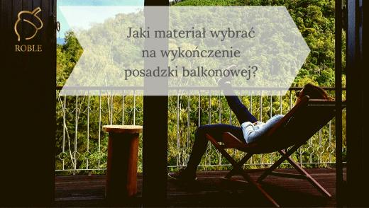 balkon, taras drewniany
