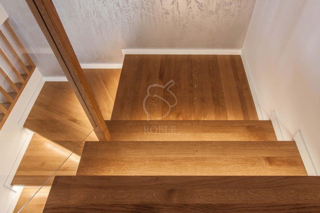 schody mieszane